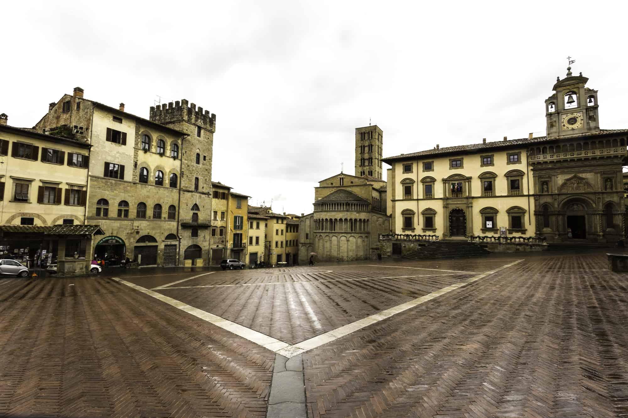 I miei 153 giorni nell'Arezzo Crowd Festival