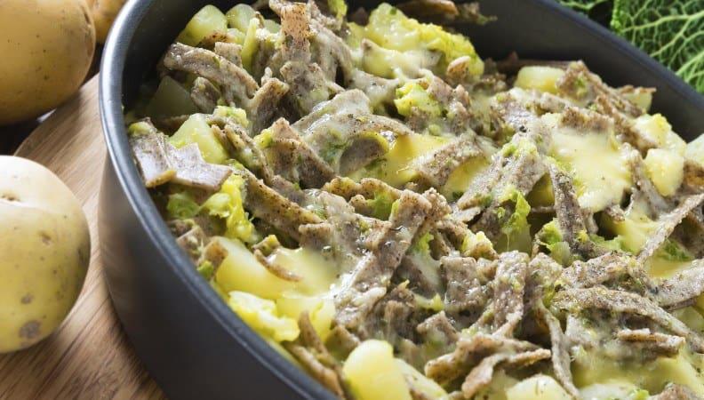 In cucina con Giada – La Valtellina