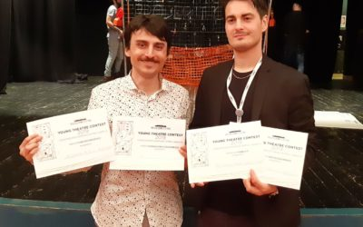 Alessandro Blasioli wins the first edition of the Young Theatre Contest