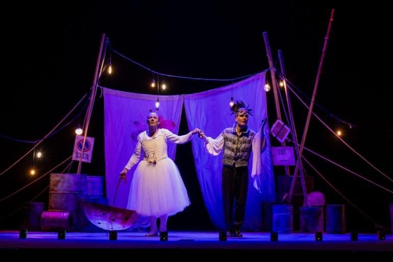 """4 SPETTATORI – """"Romeo & Giulietta – Nati Sotto Contraria Stella"""" al Teatro Petrarca"""