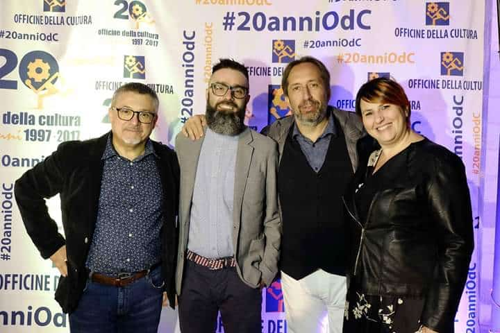 Officine della Cultura: Theatre and music in Arezzo