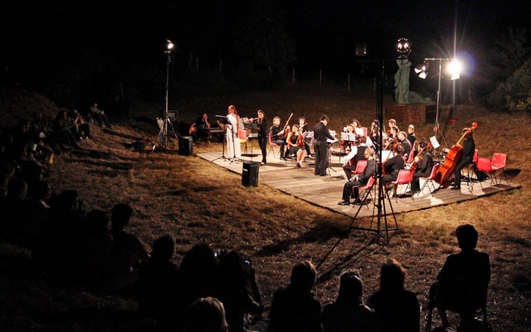 Una terrazza sul passato del nostro territorio e la missione dell'associazione culturale Castelsecco: farla tornare a splendere.